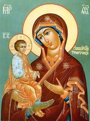 иконы в церкви: