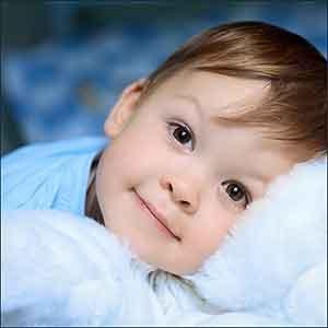 фото ребенка сонник