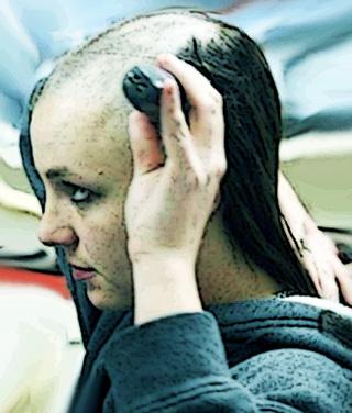 сонник побрить волосы на голове